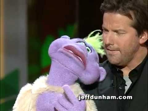 Jeff Dunham - Spark of Insanity - Peanut