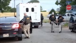 FBI Raid in Wichita Falls
