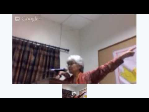 Session with Renowned feminist activist Kamla Bhasin
