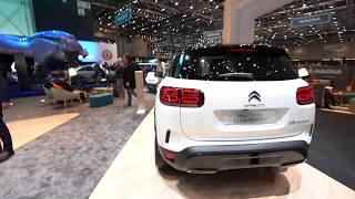 Citroen C5 AirCross - Coming to India | Hindi | MotorOctane