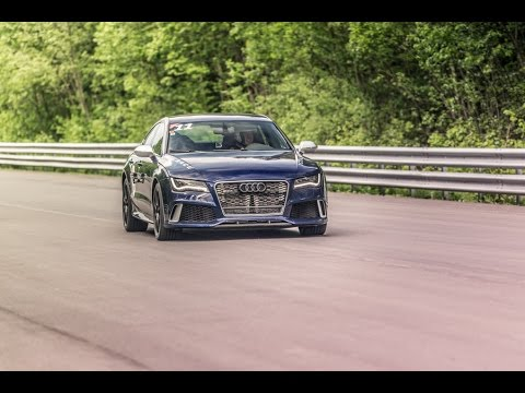 Audi RS7 vs Lamborghini Aventador vs Porsche 911 Turbo S