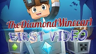 TheDiamondMinecart First Known Video Ever! | Youtubers First Videos Ever | Youtubers First Time