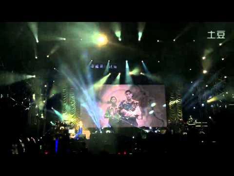 Mariah Carey - Hero (the Elusive Chanteuse Show In Chengdu, China) video
