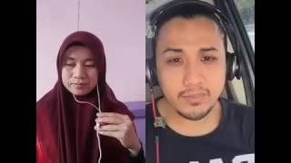 Haare haare haare hum to dil se cover by amirul fadzuan & lizzia yaman