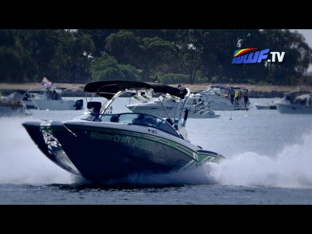 New MasterCraft XStar 2013 - What the pros are saying