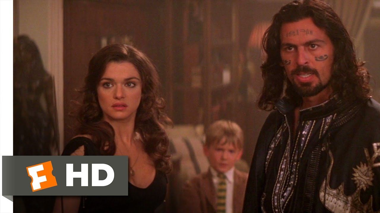 The mummy returns 2 11 movie clip the o 39 connells for Www the house com returns