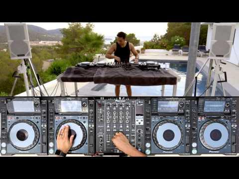 Laidback Luke - DJsounds Show 2015