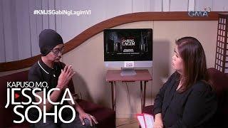 Kapuso Mo, Jessica Soho: Interview with Ed Caluag | Gabi ng Lagim VI
