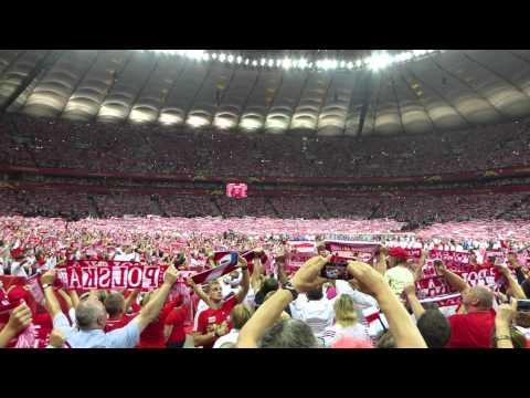 Mistrzostwa Świata W Siatkówce 2014 - Hymn Polski
