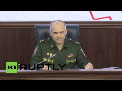 Russia: Strikes successfully targeting militant oil refineries, supply lines - MoD