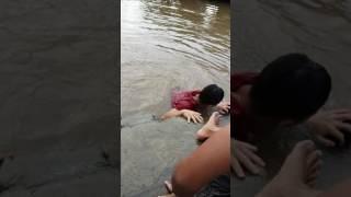 Mò cá bị ma nhập ở Tiền Giang