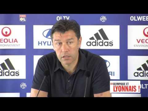 OL : Hubert Fournier apprécie l'équipe de France