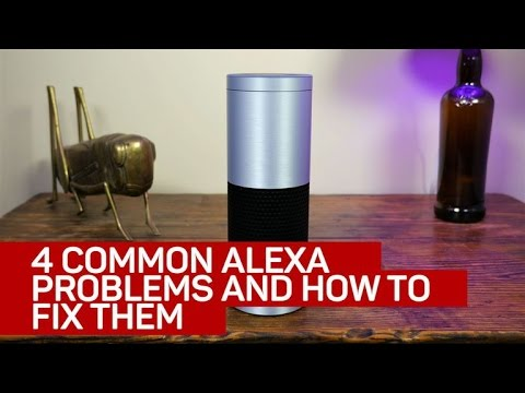4 common Amazon Alexa problems and how to fix them