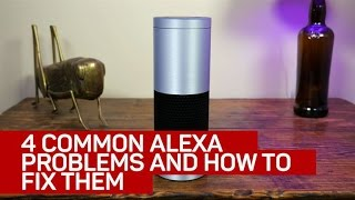 4 common Amazon Alexa problems and how to fix them