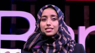 I am a mad Arabian woman | Tamadher Al Fahal | TEDxBangalore