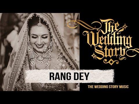 RANG DEY - The recording of the original track by Amar Khandha & Harpreet Bachher