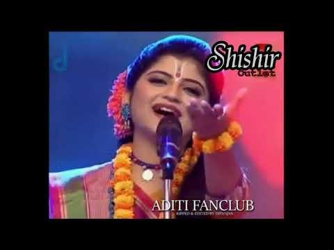Chi! Chi ! Amara Laje more Jai! - the best performance by Aditi Munshi in saregamapa