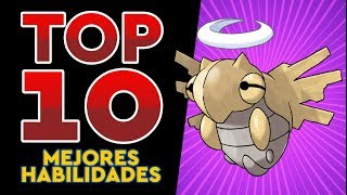 Top 10 -  Habilidades Pokémon