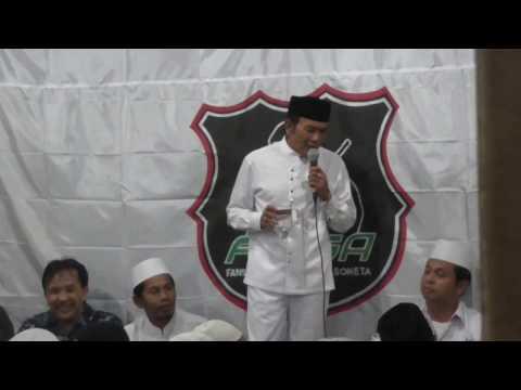 Video Ceramah KH. Rhoma di Pengajian Majelis Forsa