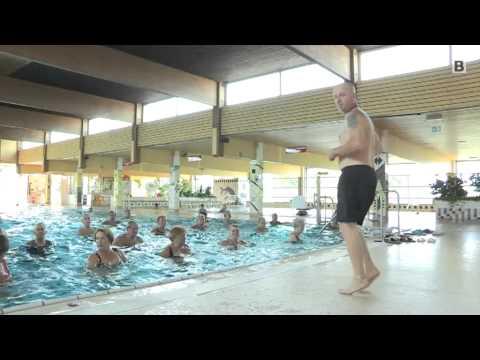 Aqua Rhythmik: Fitness im Hallenbad