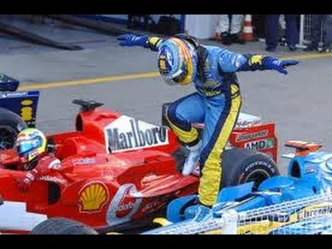 Fernando Alonso - The Ultimate Career Tribute - (HD) - | Top +60 Pop Tunes - Mega Mashup 2012 |
