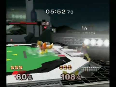 Losers final Swift (Fox) vs Jiano (Falcon) 1