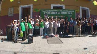 La SOLFÓNICA  -VIENTOS DEL PUEBLO- En Villaverde