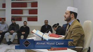 Ahmet Niyazi Çapar - Kur'an-ı Kerim tilaveti - Fetih Sûresi