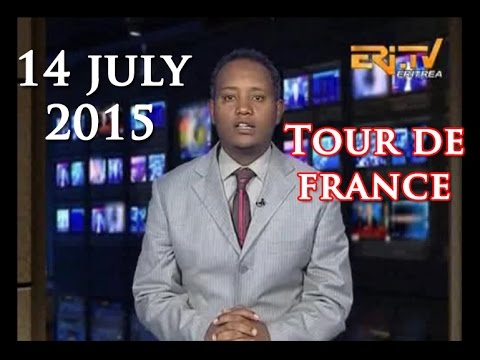 Eritrean Weekly Sport News - 14 July 2015 - Tour de France 2015 - Eritrea TV