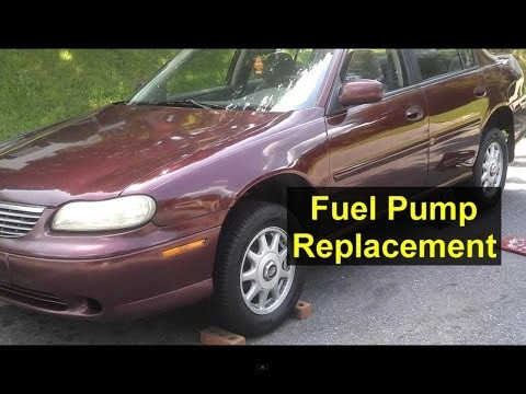 Chevrolet Malibu Fuel Pump Replacement - Auto Repair Series