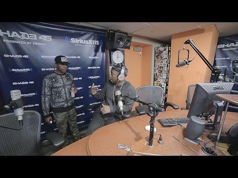 Jay Pharoah x DJ Whoo Kid: Impersonates Cassidy, Kendrick Lamar & Big Sean. Talks Richard Pryor's Legacy (Video)