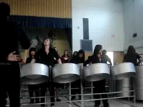 Apologize - One Republic (Steel Pans)