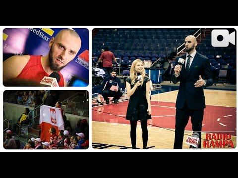 Marcin Gortat / Polska Noc NBA - Washington, DC - Radio RAMPA