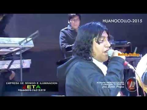 CUMBIA BOLIVIA - EDGAR COARI Y SU GRUPO SAGRADO EN VIVO 2015 HUANOCOLLO #6 (BOLIVIA ONLINE©)