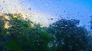 Rain Sounds On Car For Sleep Or Focus 10 Hours White Noise