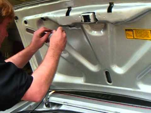 Quot How To Quot Install A Trunk Light In 1970 1981 Camaro