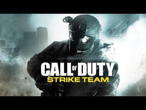 Call of Duty Strike Team для iOS - Обзор!