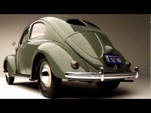 Old vs New: 2012 Volkswagen Beetle