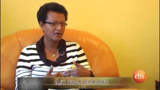 Interview With Founder Of Hospice Ethiopia, Sister Tsigereda Tesfawosen - ከሆስፒስ ኢትዮጵያ ድርጅት መስራች ከሆነች