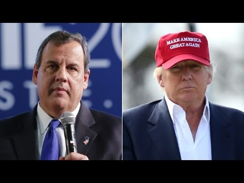 Trump, Christie & the issue of leadership