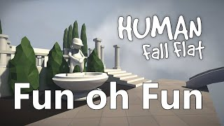 Human Fall Fat | Fun oh fun | road to 97K subs