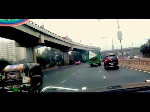 Dhaka City Drive HD - Kamal Atartuk to Uttara Airport Road Dhaka Bangladesh