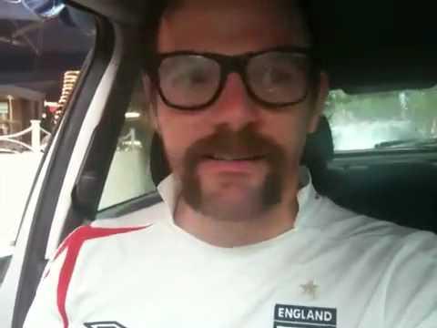165/365 Sam Cornwell watches England 0-0 Algeria