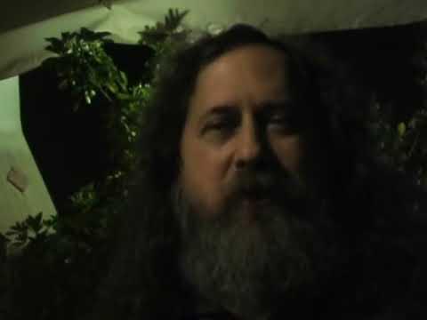 Richard Stallman - Free Software Example