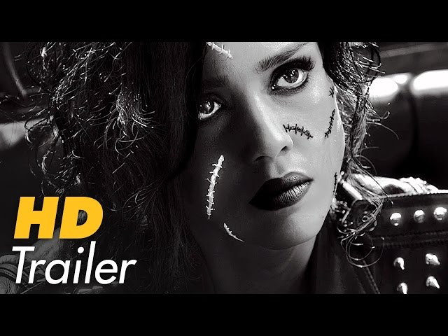 SIN CITY 2: A Dame To Kill For - HD Trailer 2 (German | Deutsch) 2014