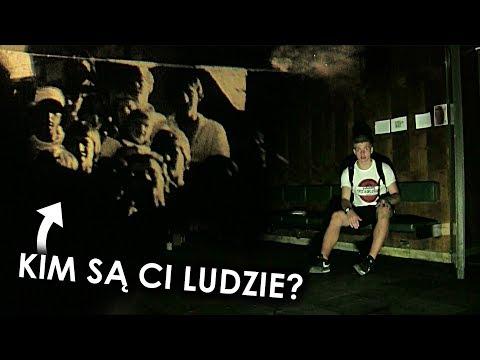 Wyświetliłem DZIWNY FILM W OPUSZCZONYM KINIE NOCĄ - Urbex