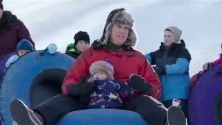 Daddy's Home 2 | Snow Tubing Clip | Paramount Pictures Australia