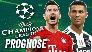 Champions League Prognose: Gruppenphase - FC Bayern schießt Benfica ab, Cristiano Ronaldo on fire!