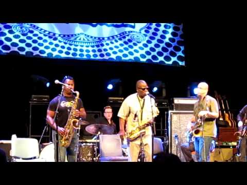 Maceo Parker with Special Guests