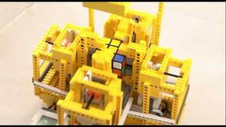ARM Powered Nokia/LEGO Speedcuber